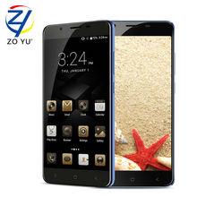 Blackview P2lite Smartphone 4G Android 6.0 Mobilephone 3G+32G 13.0MP 5.5HD MTK6750T Octa Core 5500mAh Fingerprint ID Cell phone