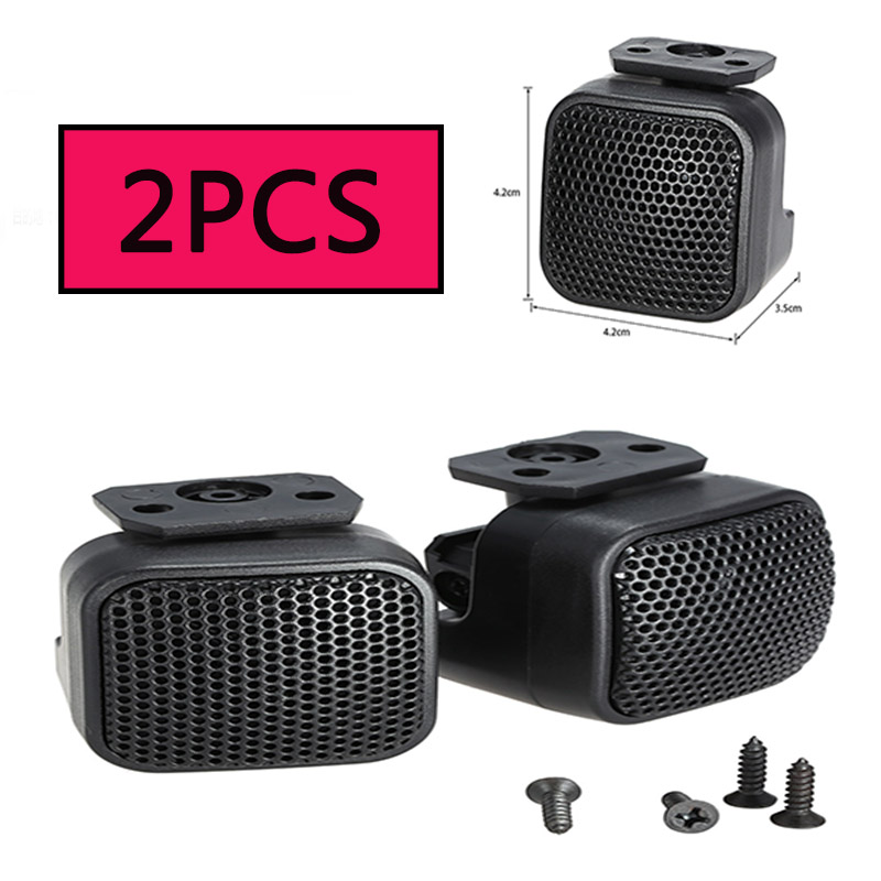 1 Pair 500W High Efficiency Car Speakers Automotive Car Audio Sound Car Super Power High Tweeter Dome Speaker Auto Car Styling