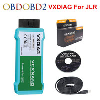 Original Allscanner WIFI Or USB Version VXDIAG VCX NANO For JLR SDD V145 For Land Rover