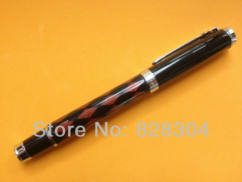 DUKE fountain pen and carbon fiber priest free shipping parker 88 maroon lacquer gt fine point fountain pen