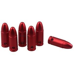 Image 2 - Vector Optics 6 Pcs Full Metal 9 millimetri Snap Tappi per Gunsmithing e di Formazione