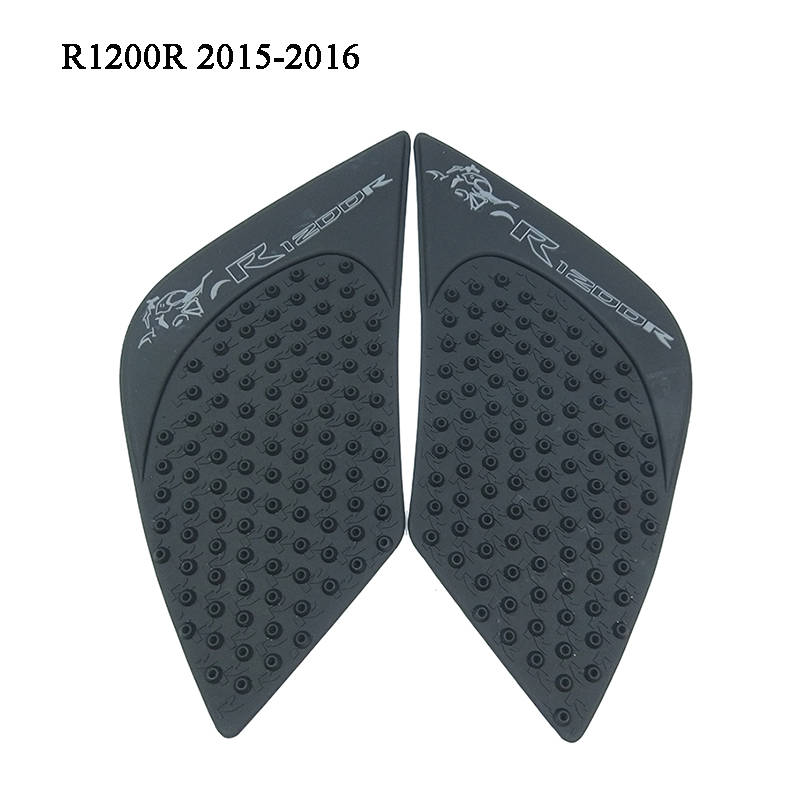 Mtimport 2015 2016 R1200r Anti Slip Tank Pad Side Gas Knee Grip Traction Pads Sticker Decals For Bmw R1200r 2015 2016 Brand New Profit Small Automobiles & Motorcycles Motorbike Accessories