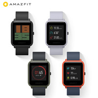 Xiaomi Huami AMAZFIT 1 28 2 5D Gorilla Screen Smartwatch IP68 Waterproof Heart Rate Sleep Monitor