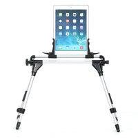 Universal Foldable Desk Floor Stand Bed Tablet Holder Mount For IPad