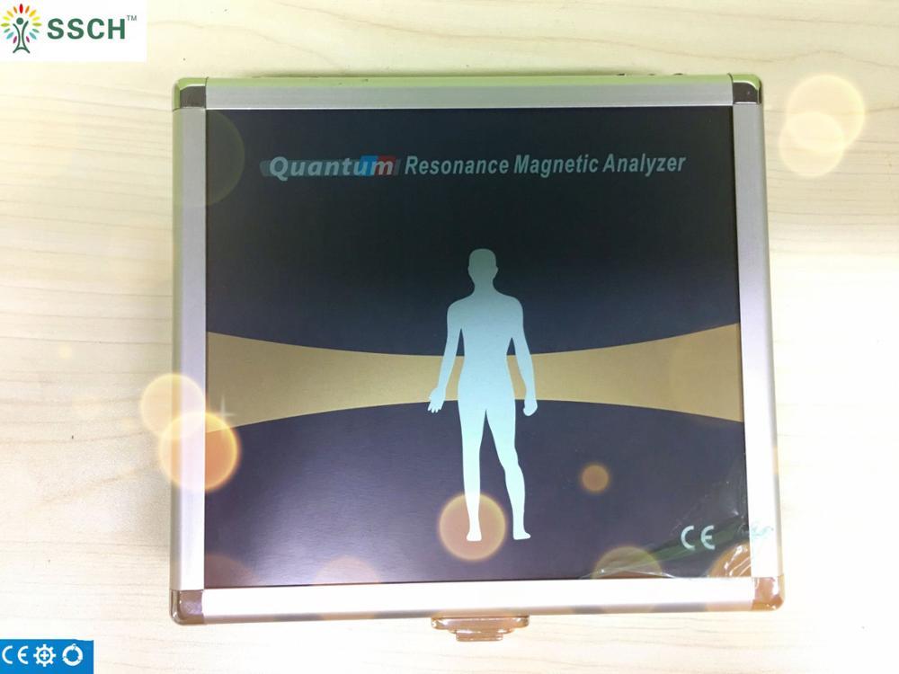 SSCH QRMA Health Body Scanner Analyzer/analyser Software Free Download Price GY-D07