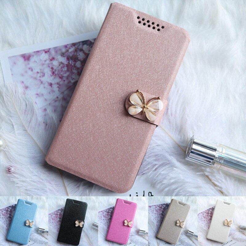 Flip Kickstand Cases Cover for ZTE A511 A515 Original Phone Case Luxury Fundas Coque Capa Card Holder