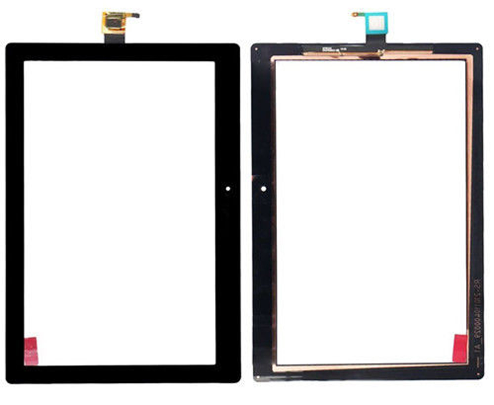 New Touch Screen Digitizer Replacement For Tab 2 A10-30 YT3-X30 X30F TB2-X30F X30 A6500 Black White Free Shipping купить