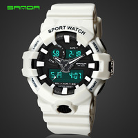 Mens Watches Top Brand Luxury Waterproof Military Sport Watch Led Digital Watches Luminous Male Clock For
