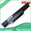 K53 аккумулятор для ноутбука Asus A43 A53 K43 K53 X43 X54 A43B A53B K43B K53B X43B k53sv X53S Серии, A32-K53 A42-K53 9 клеток
