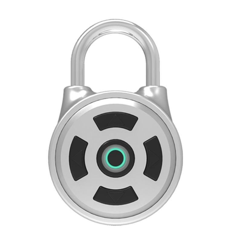 Keyless Anti-theft Lock Password Lock with Smart Mobile Phone Bluetooth APP Luggage Lock three digit password lock smart plastic wine bottle lock anti theft lock round lock