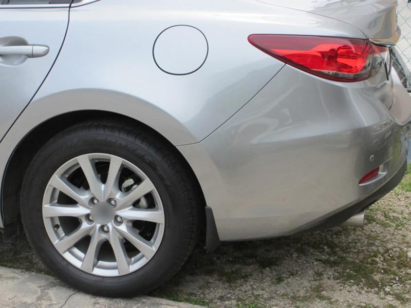 High Quality Sedan Mud Flaps Splash Guard 4pcs For Mazda 3 Axela M3 2014 2015 In Roof  Racks U0026 Boxes From Automobiles U0026 Motorcycles On Aliexpress.com | Alibaba  Group