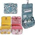 Makeup Organizer Bag Tourist Portable Folding Multifunction Wash Bag Cosmetic Bag Large Capacity Hanging Type PA838502