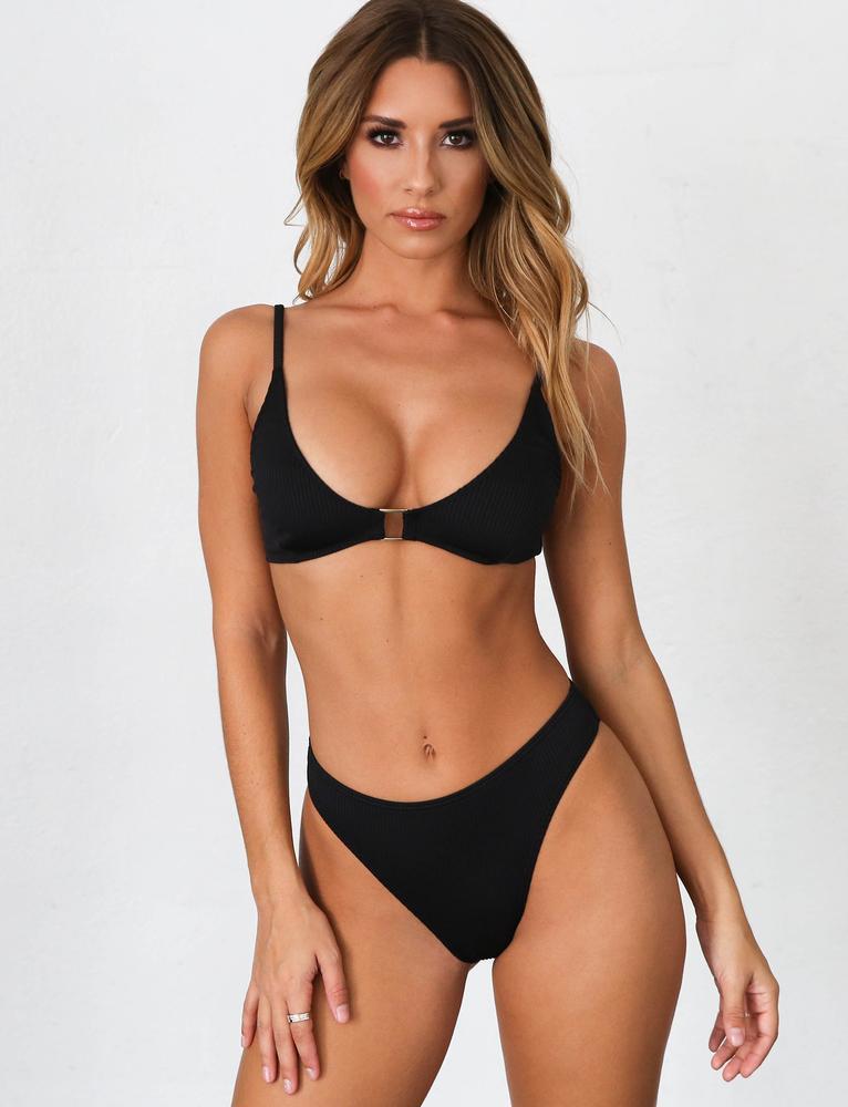 MUQGEW 2019 Mid Waist New Summer Women Two Pieces Bikini Set design and colour High Quality Padded Push Up Swimwear Brazilian Bi