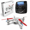 New Hubsan H107D FPV X4 5.8G 4CH 6 Axis RC Aircraft Quadcopter With HD Camera Transmitter RTF Mode 2