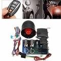 L202 LED Универсальный Один Путь Авто Автосигнализации Центральный Замок Ключ Безопасности с Дистанционным Управлением Противоугонные система