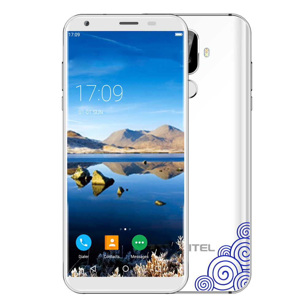 OUKITEL K5 4G Phablet 5 7 Inch Android 7 0 MTK6737T Quad Core 1 5GHz 2GB