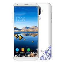 OUKITEL K5 4G Phablet 5,7 Zoll Android 7.0 MTK6737T Quad Core 1,5 GHz 2 GB RAM 16 GB ROM Dual Hinten Kameras Fingerabdruck anerkennung
