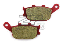 Motorcycle parts Ceramic Brake Pads Fit HONDA CBR 900 RR2-3 Fireblade 2002-2003 Rear OEM NEW Red Composite Free shipping