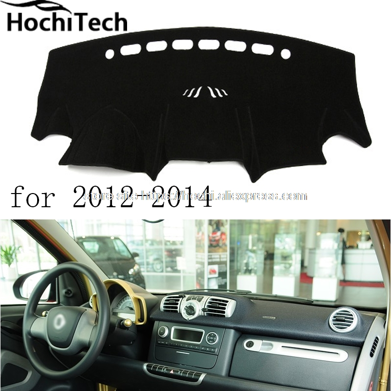 for mercedes-benz benz smart fortwo 12 -14 dashboard mat Protective pad Shade Cushion Photophobism Pad car styling accessories auto fuel filter 163 477 0201 163 477 0701 for mercedes benz