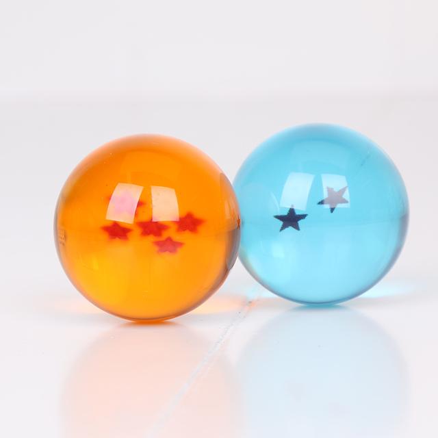 Dragon Ball Z 7 Stars Crystal Ball Set of 7 pcs
