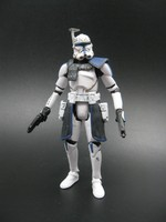 3.75 '' figure action Star War Clone Wars Captain Rex Free shipping S023