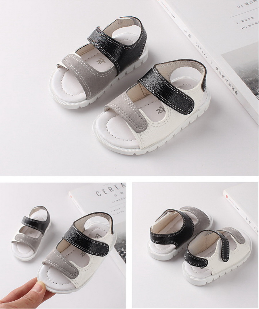 New Kids Baby Infant Boys Girls Summer Sandals Slippers Casual Beach Sport Shoes