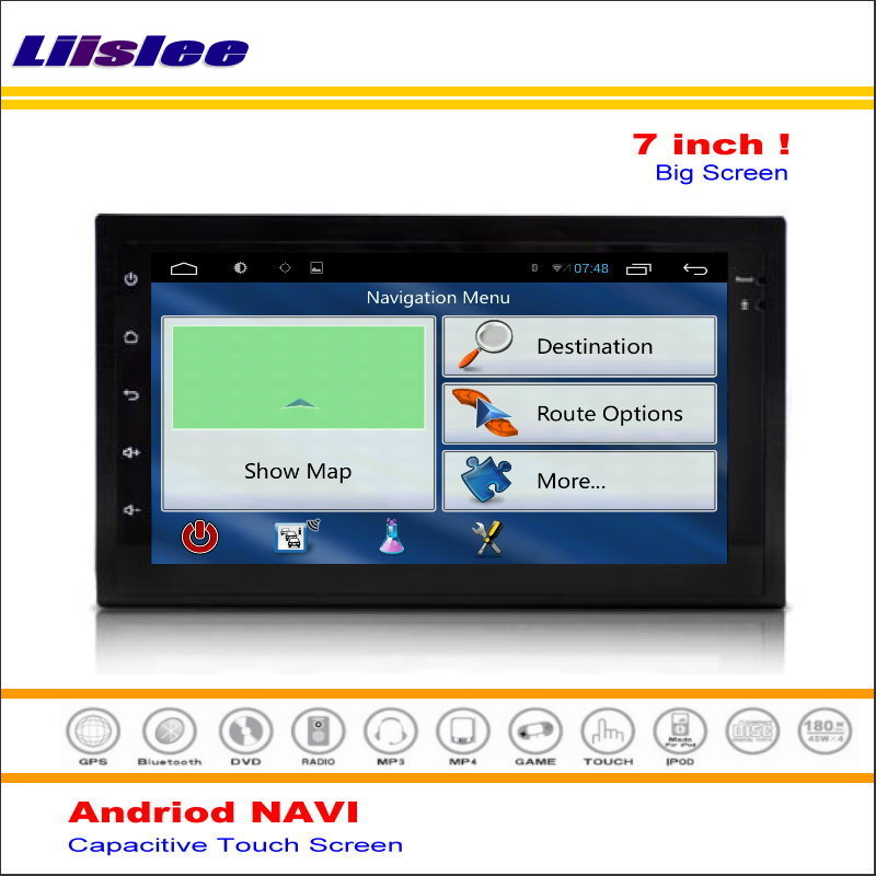 Perfect Liislee Car Android GPS NAVI Navigation System For Nissan Juke 2010~2013 Radio Audio Stereo Multimedia Video ( No DVD Player ) 0