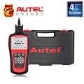 Autel MaxiDiag MD802 На 4 Системы (Двигатель + Коробка Передач + ABS + Подушка Безопасности) + EPB + ОЙЛ Сервис сброс + Data Stream DHL Бесплатная Доставка