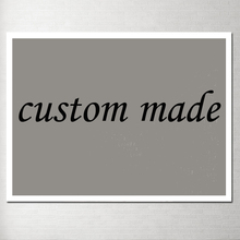 Customized painting Made On Canvas With Own Photo Print wholesale Your Picture Printing Artwork