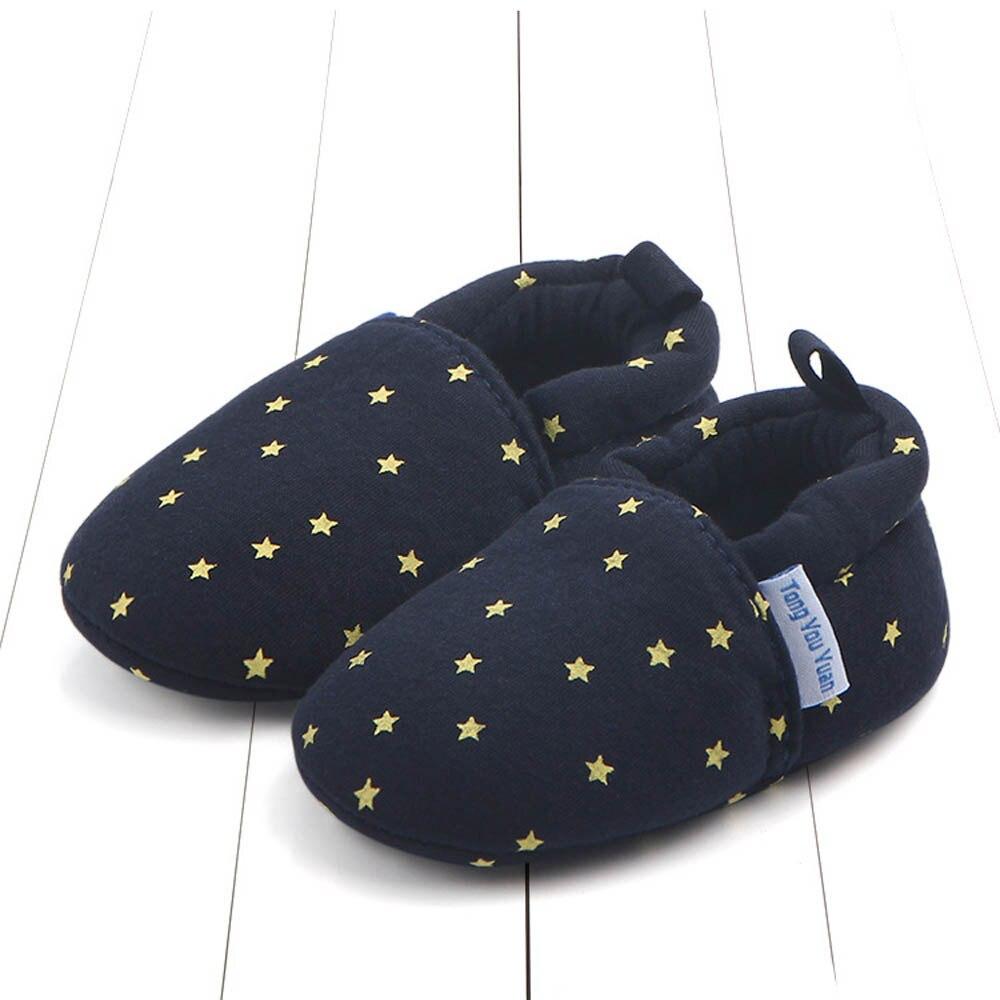 Toddler Shoes Sneaker Soft-Sole Newborn Infant Baby Anti-Slip Print Bebek-Ayakkabi