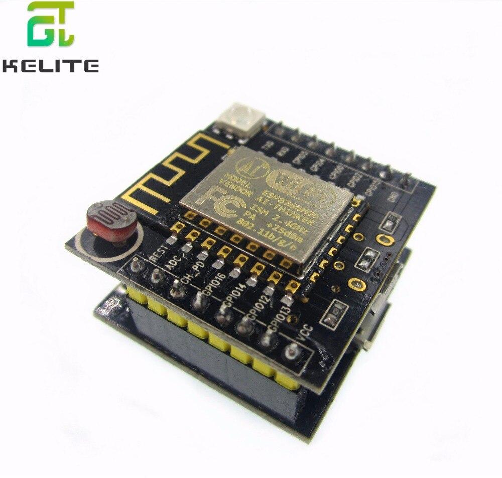 1set ESP8266 serial WIFI Witty cloud Development Board ESP-12F module MINI nodemcu