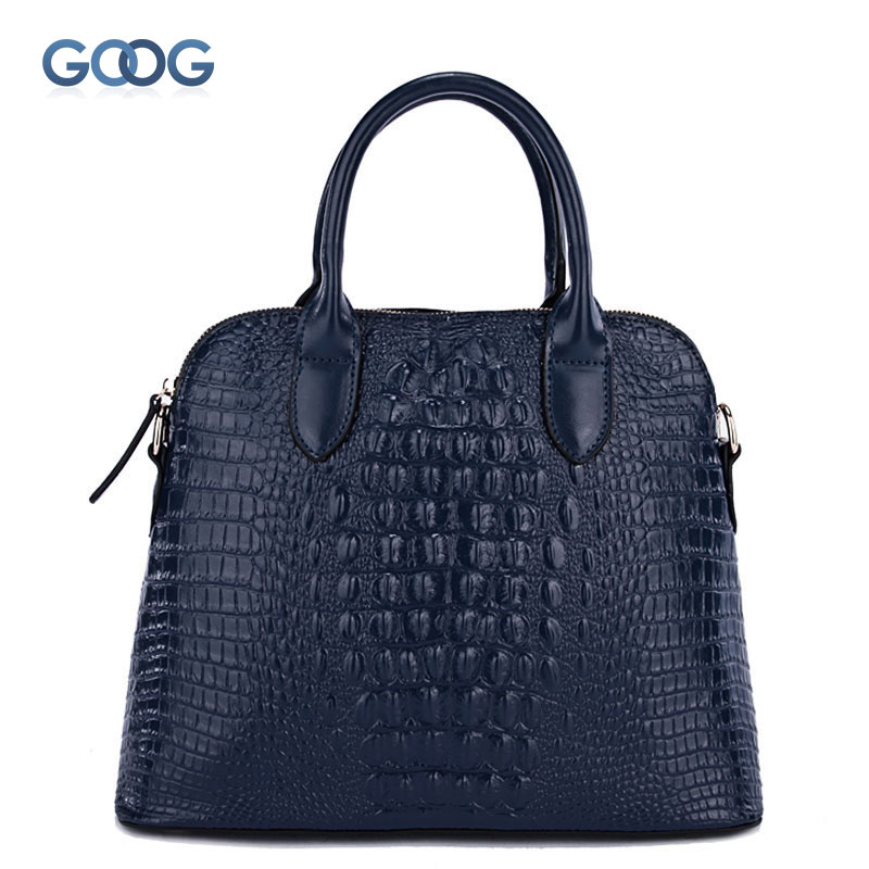 Ladies trend crocodile pattern portable large capacity diagonal shoulder bag shell shell European and American style leather big одежда для отдыха european and american big pm110 2015