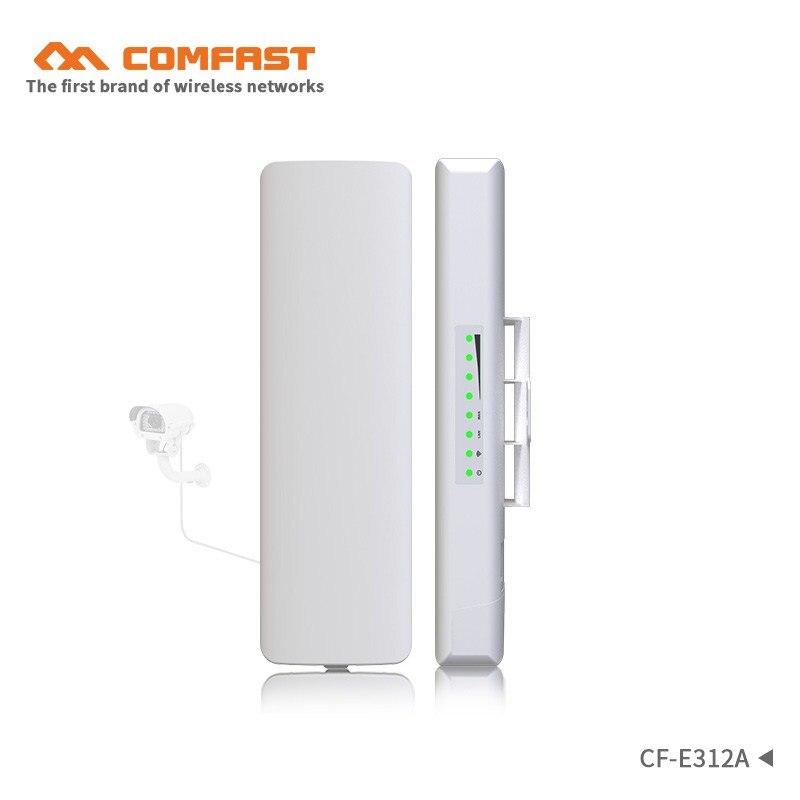 10 pièces 2-5 KM WIFI gamme sans fil extérieur CPE routeur WIFI Extender 5 Ghz 300 Mbps WiFi pont Point d'accès AP antenne répéteur WI-FI