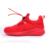 Crianças shoes meninos sapatilha 2017 casual crianças red shoes para meninas formadores superstar crianças esporte de corrida ao ar livre respirável maxs