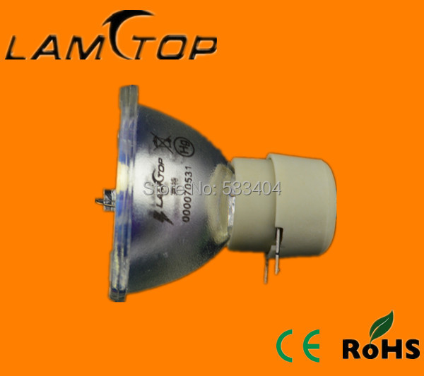 Free shipping  LAMTOP  compatible  bare lamp  5J.06001.001  for   MP622