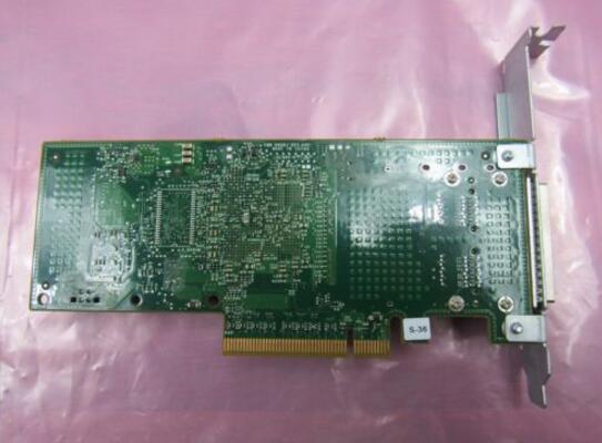 12DNW H200E SAS 6Gbps HBA Dual Port External Controller Card