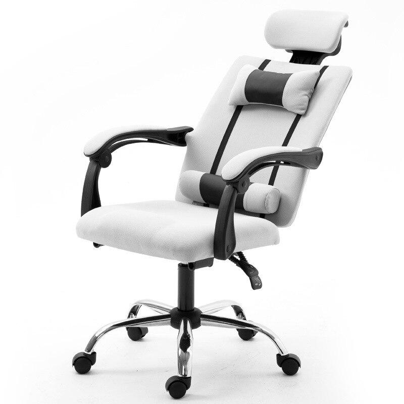 High Quality Kg-118 Poltrona Esports Live Silla Gamer Breathable Cushion Lacework Chair Wheel Can Lie Ergonomics Household