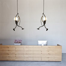 Modern Charming Hanging Chandelier Creative Iron Lamp Elegant Hanger for home indoor Lighting new year Decorations #3n17(China)