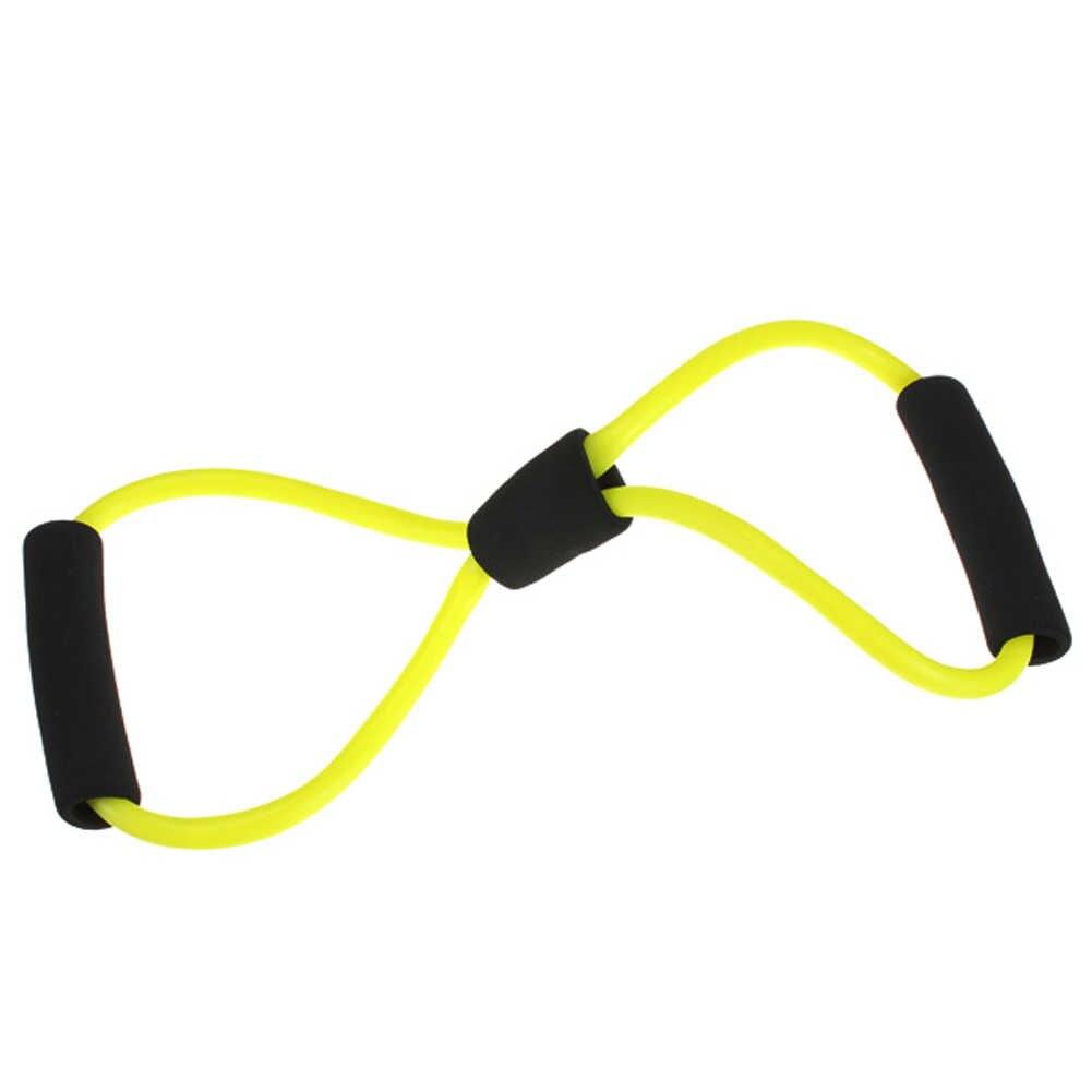 Odporność na zespoły treningowe rury do treningów i ćwiczeń do jogi 8 typ budowa ciała sprzęt do ćwiczeń Fitness elastyczny ciągnąć liny