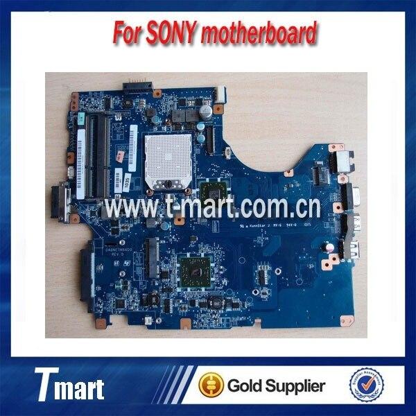 100% original Laptop motherboard A1784741A DA0NE7MB6D0 FOR SONY VPCEE Socket S1 DDR3 Fully tested шорты dali dali da002emuhp16