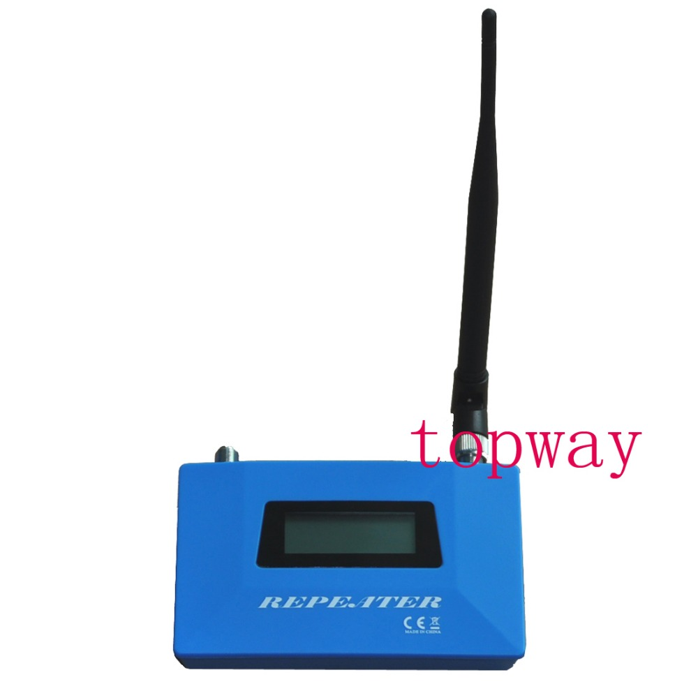 GSM Booster With LCD DISPLAY! Mobile Phone GSM Signal Repeater GSM 900mhz Signal Amplifier With Indoor Antenna