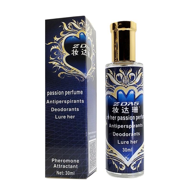 aphrodisiac perfum with pheromones Fragrances for men attract the opposite sex parfum deodorants Antiperspirants Oil 30ml 3