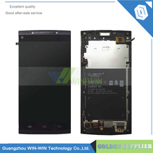 Black For CUBOT X6 With Frame LCD Display and Touch Screen Assembly Repair Part Mobile Accessories For CUBOT X6+Frame