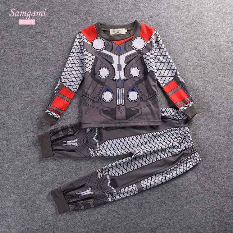 SAMGAMI BABY Star Wars Heroes New Fashion Baby Sleeping Wear Clothing - Children's Clothing - Photo 4