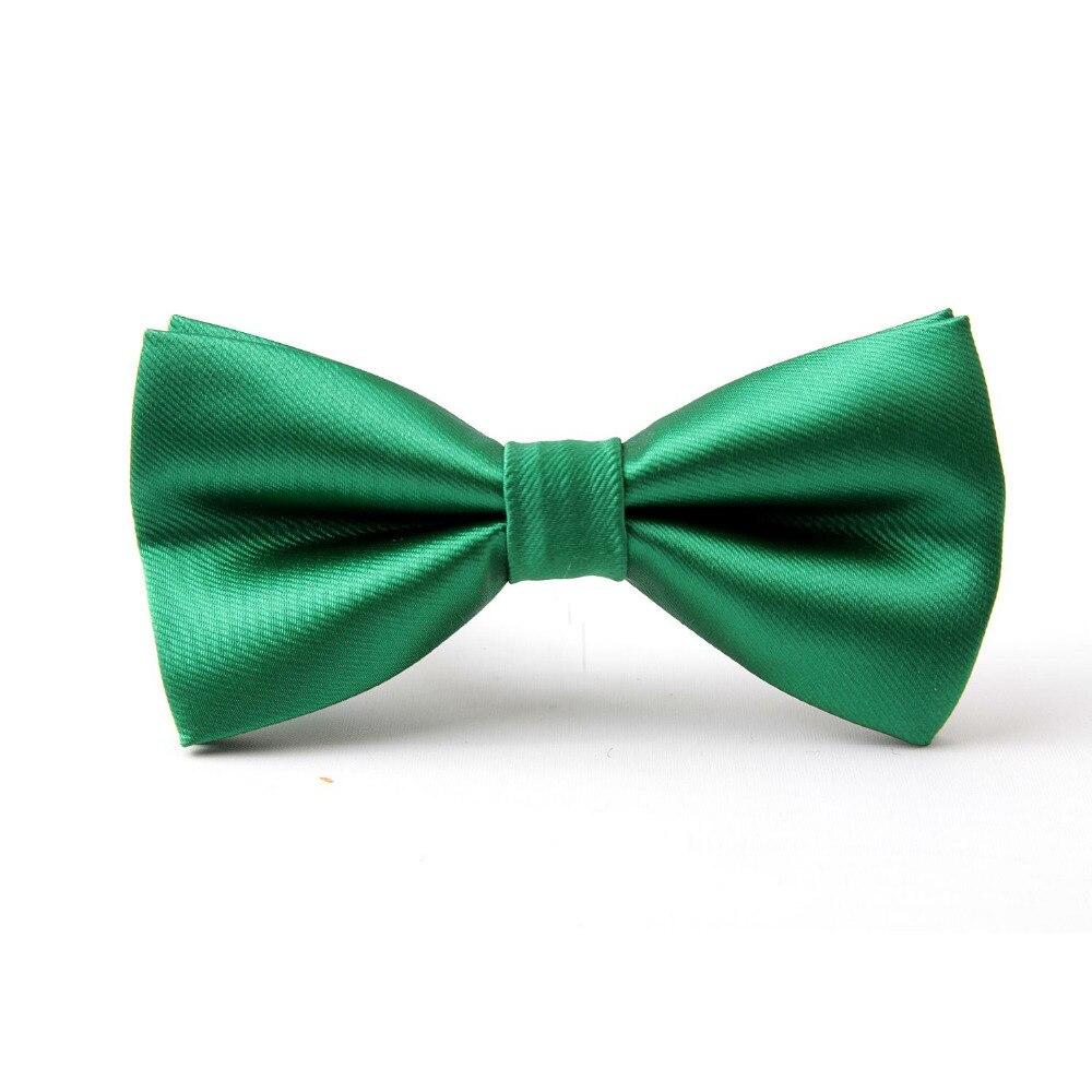 2019 nový příchod pevná zelená motýlek motýlky pro kravatu pro muže