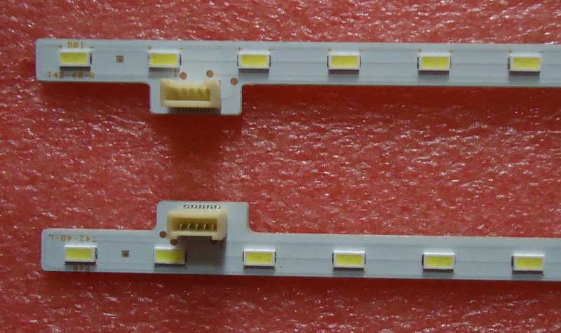 FOR SONY KDL-42W700B Article Lamp 74.42T35.001-0-DX1 Screen T420HVF06.0 1piece=40LED 463MM