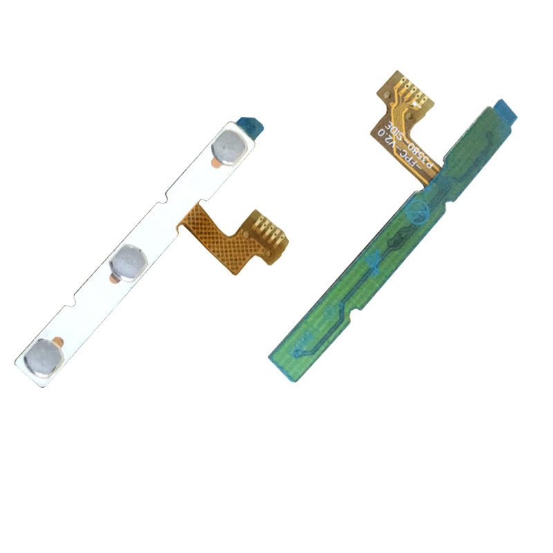 New For Lenovo P8 Tab3 8 Plus TB - 8703F 8.0 Inch Power Switch On / Off Button + Volume Button Flex Cable Ribbon