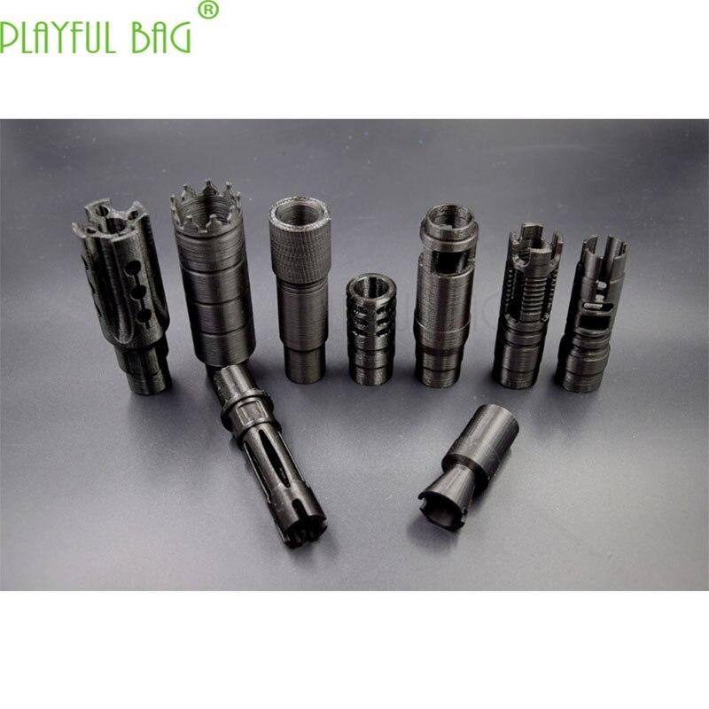 Le Hui AK U74 Battery Cover Water Bullet GunTransfer Of Back Bracket Of Printed Fire Cap Refitted Parts 3D Material MI54
