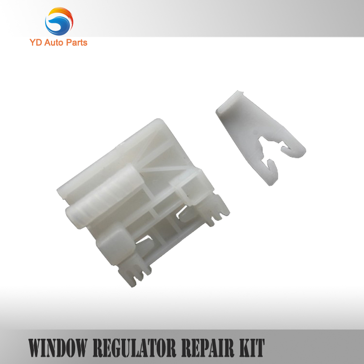 YD WINDOW REGULATOR COMPLETE CLIP SET RENAULT SCENIC I WINDOW REGULATOR REPAIR CLIP REAR-RIGHT