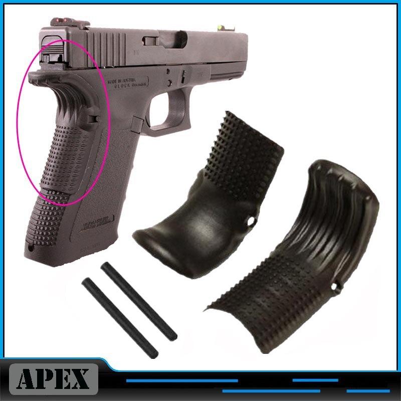1 Para Polymer BeaverTail Adapter Für Glock17 19 22 23 24 31 32 34 ...